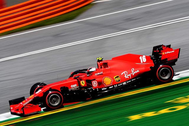 Mercedes vence na Áustria com Bottas, seguida da Ferrari
