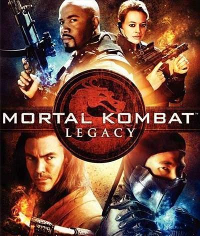 Mortal Kombat Legacy DVD NTSC Descargar ISO