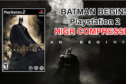 Batman Begin High Compressed+Save Game PS2/PCSX2/Damon [687 MB]