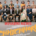 Movie review / Raised a very important topic, but due to a pendulum-like story 'Chichhore'