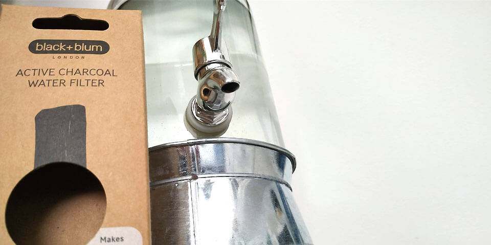 filtro carvão ativado binchotan - tropa do batom