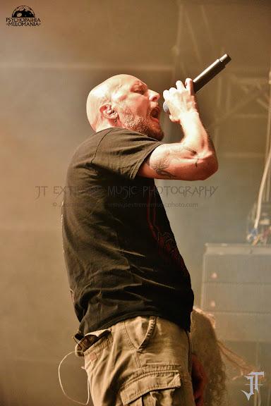 Meshuggah @Hellfest 2015 vendredi 19/06