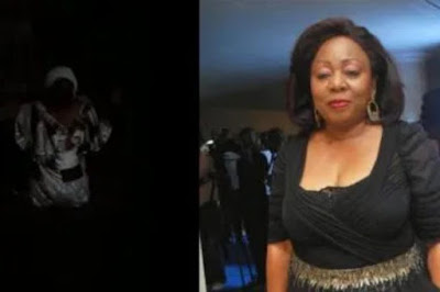 'I Know We Have Wronged You, Please Forgive Us' - Senator Florence Ita-Giwa Goes On Her Knees To Beg Protesters In Cross Rivers State (VIDEO)