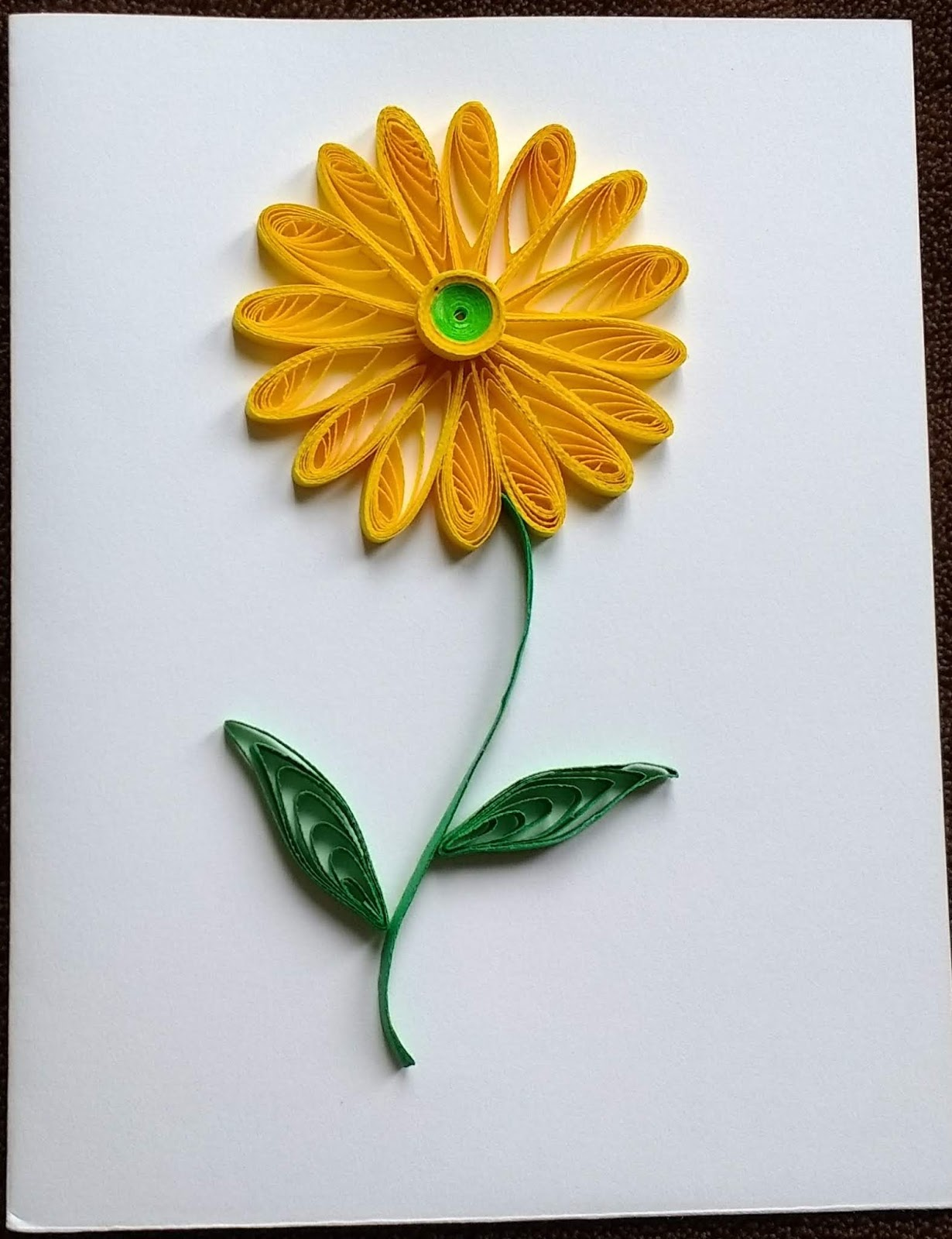 Miraculous Truptis Craft Paper Quilling Greeting Card Making Workshop At Personalised Birthday Cards Cominlily Jamesorg