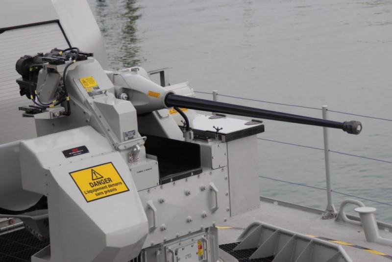 30-мм артустановка DS30B