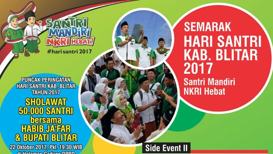 Hari Santri Nasional 2017-harisantricom
