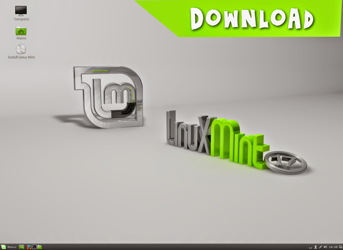 Linux Mint 17 RC Download