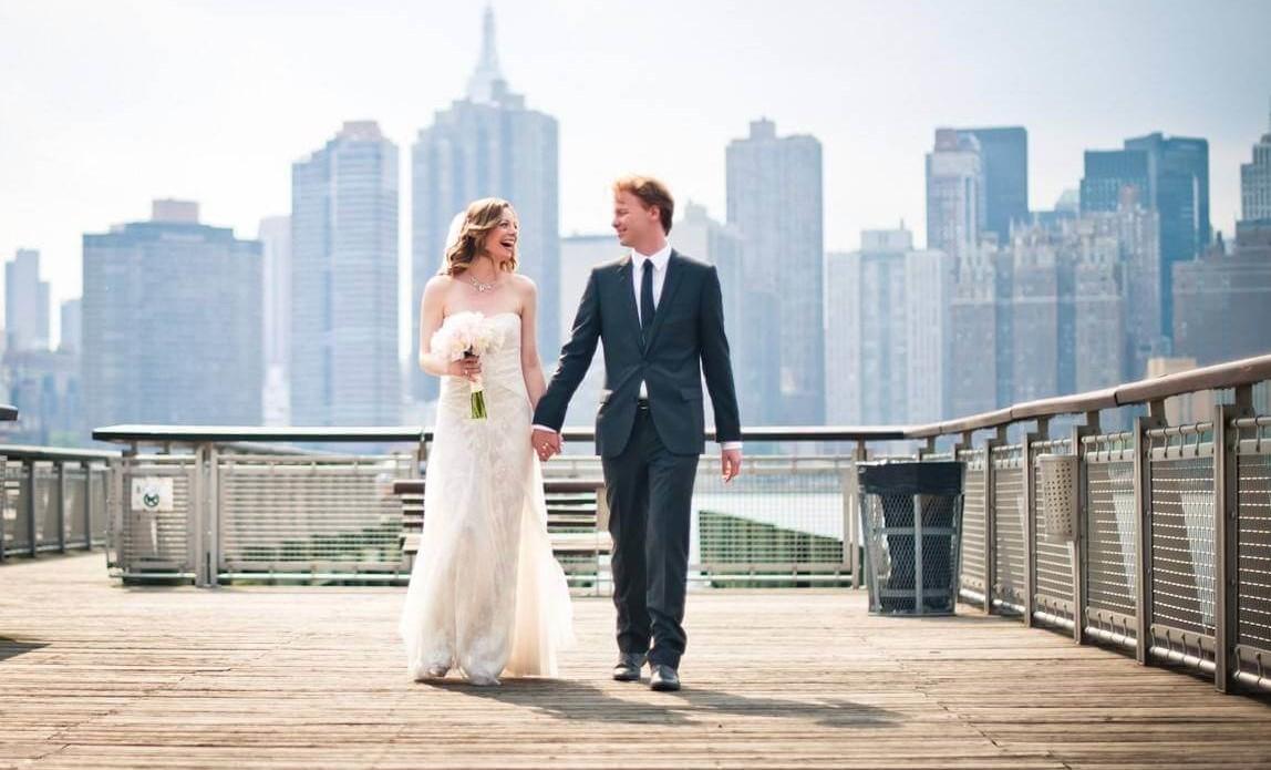 nyc wedding photographer elopement