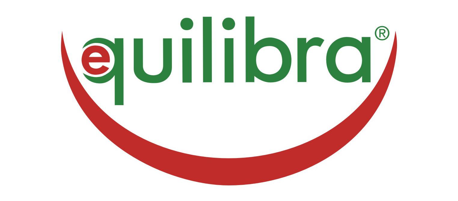 Znalezione obrazy dla zapytania equilibra logo