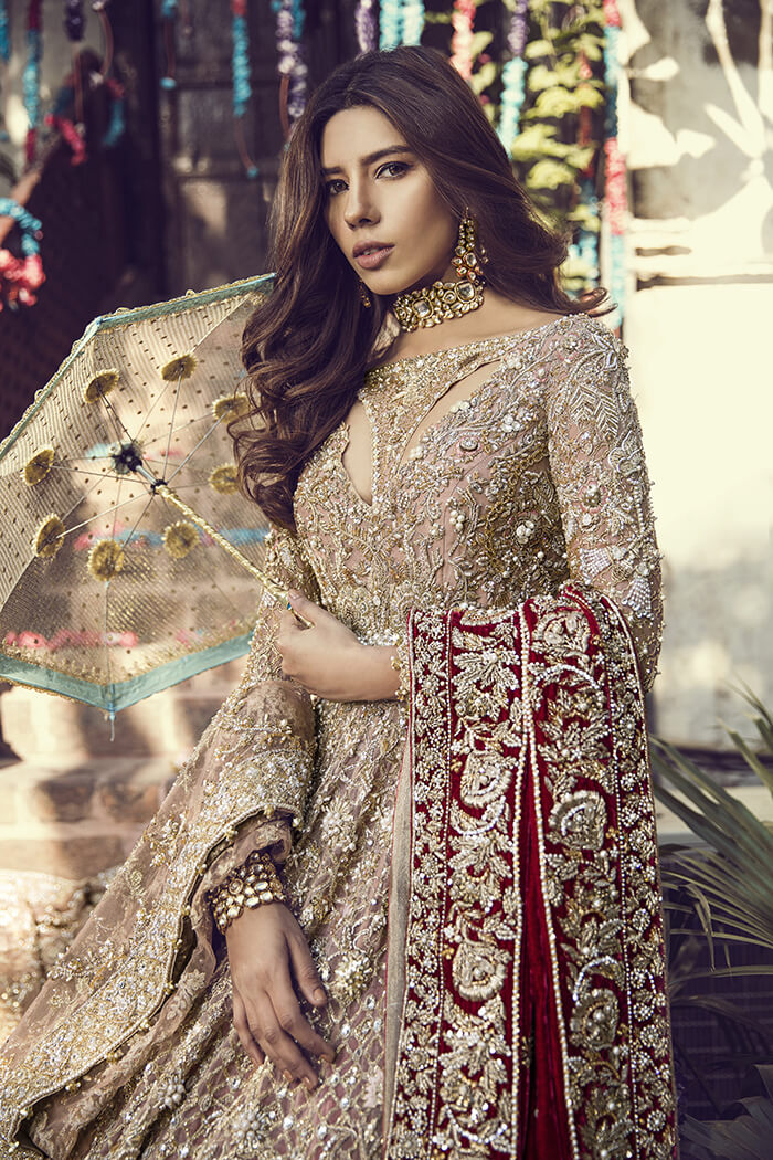 Suffuse by Sana Yasir Velvet Bridal Wear