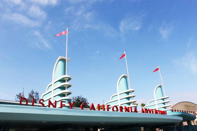 Informações sobre o Parque Disney California Adventure Park