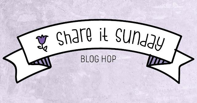 Share it Sunday August Blog Hop