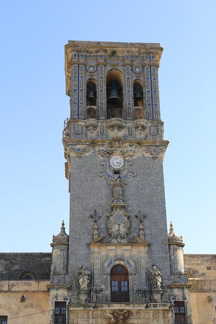 Basílica de Santa María de la Asunción - Arcos de la Frontera - Ruta de los pueblos blancos