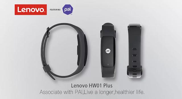 Review & Coupon Lenovo HW01 Plus MIO PAI Smartband
