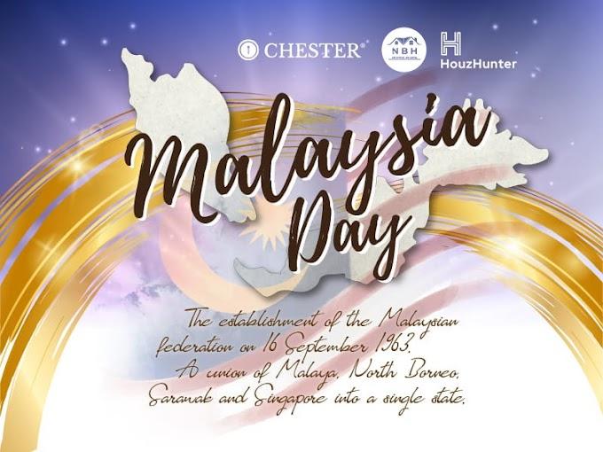 Selamat Hari Malaysia 2021 Yang Ke-58