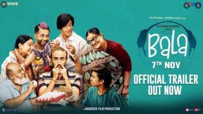 Bala (2019) Hindi Movies Download