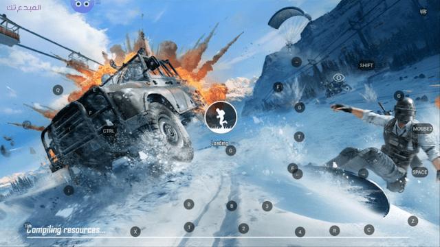 Abstergo OS pubg mobile