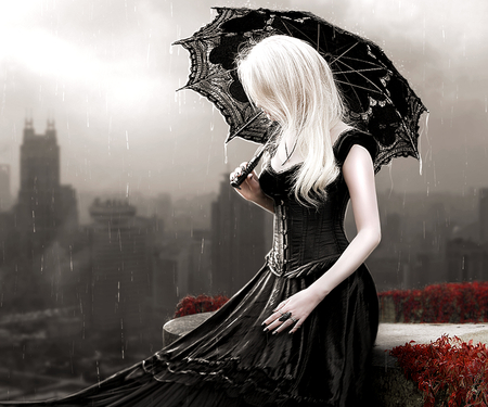 Sad Lonely Crying Girl Hd Wallpapers Hd Alone In Rain Wallpapers
