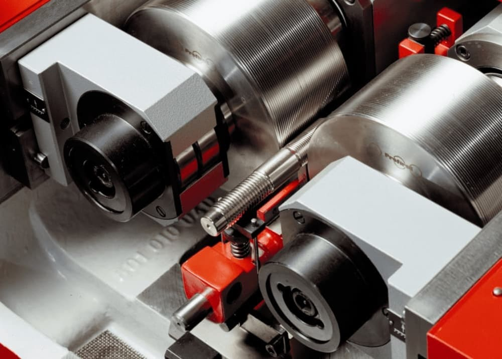 Manufacturing of self-tapping screws