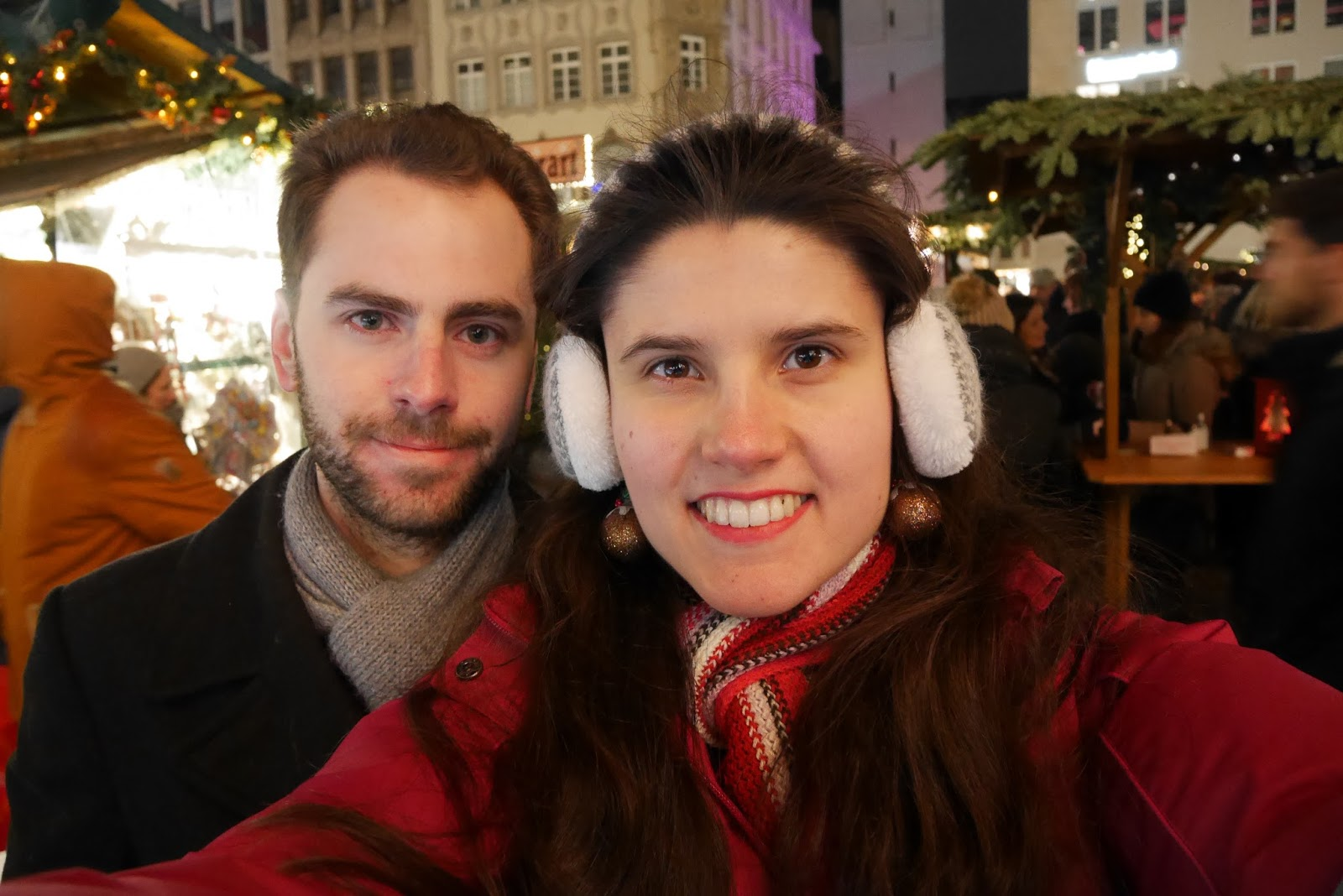 Exploring the Munich Christmas Markets
