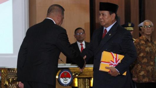 Pesan Ryamizard ke Prabowo: Khilafah dan ISIS Harus Dihancurkan