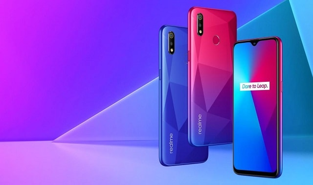 realme smartphone huawei replacement