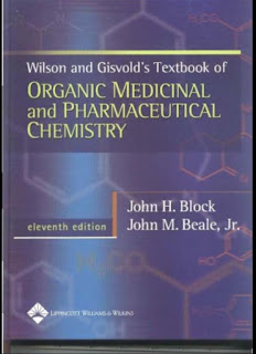 Wilson & Gisvold's Textbook of Organic Medicinal and Pharmaceutical Chemistry 11th Edition by John Block, John M. Beale