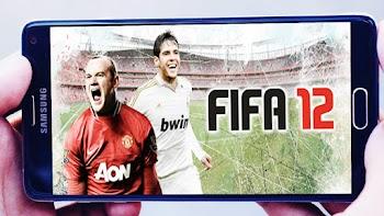 نحميل لعبة FIFA 12 LITE للاندرويد بحجم صغيرا 400MB