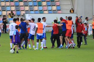 Barakaldo CF vs Rayo Majadahonda