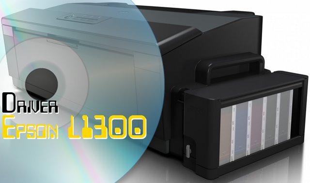 Driver Printer Epson L1300 Terbaru 2020 Windows Xp 7 8 10 Bedah Printer
