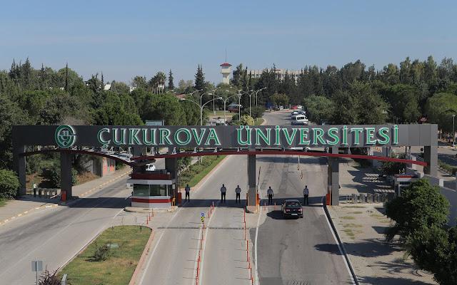 10) Çukurova Üniversitesi – 1973 – Adana