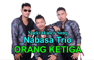 Kunci Gitar Lirik Orang Ketiga - Nabasa Trio