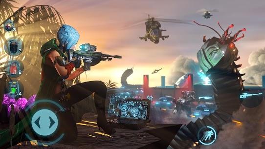 تحميل لعبة Evolution 2 Battle for Utopia APK النسخة المهكرة للاجهزة الاندرويد باخر تحديث