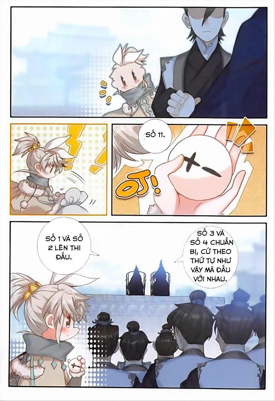 Nhất Niệm Vĩnh Hằng chap 23 - Trang 4