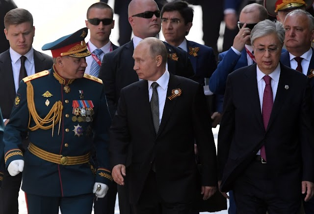 American  Intelligence Says Russia Secretly Offered Afghan Militants Bounties to Kill U.S. Troops