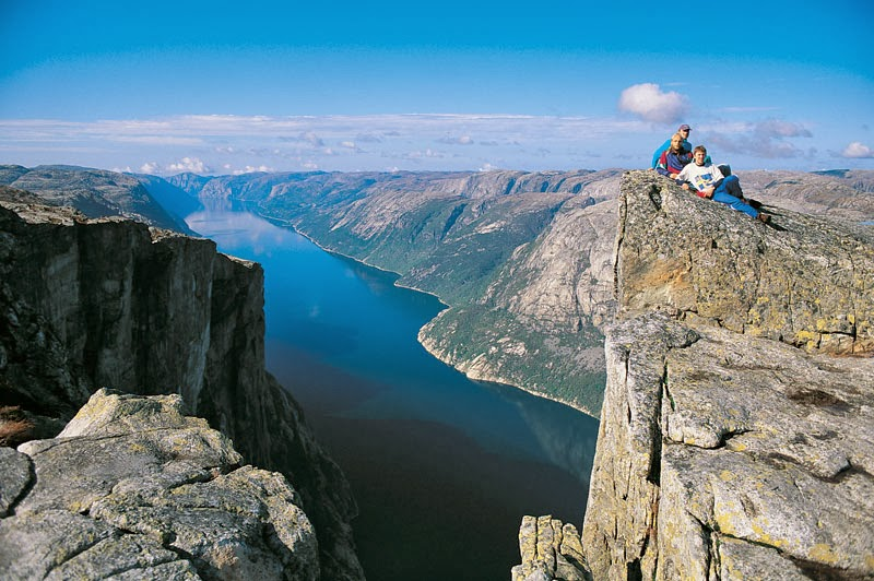 Fjords, Norway - Top 10 Hiking Trails in the World