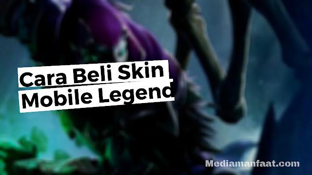 Cara Beli Skin Mobile Legends Dengan Pulsa