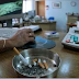Fumando en la Consejería de Sanidad