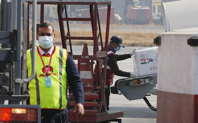 Índia libera exportação da vacina de Oxford para o Brasil, diz agência Reuters  - Adamantina Notìcias