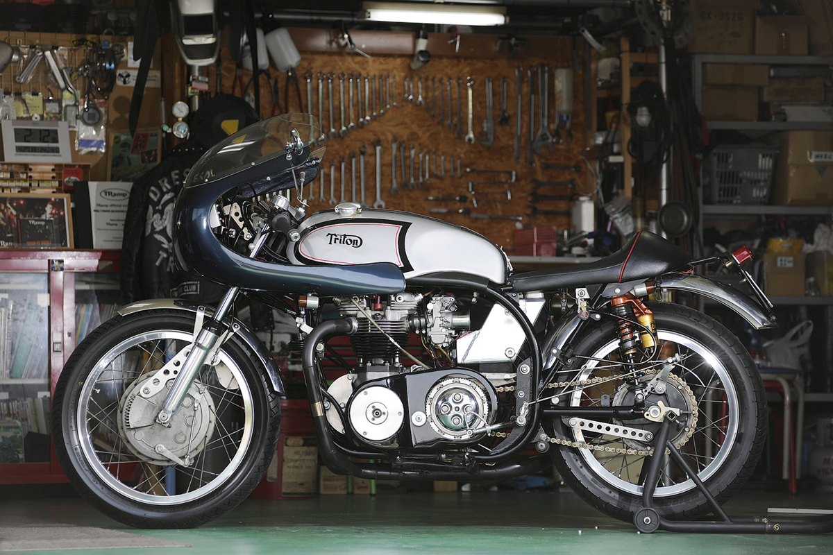 Top 10 Cafe Racers of 2017 | Return of the Cafe Racers