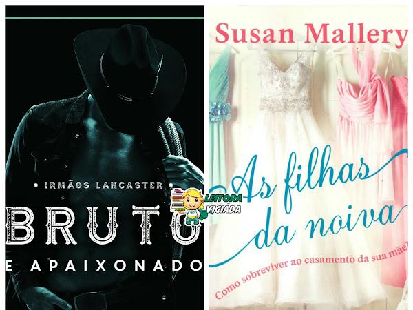 Lançamentos: Harlequin Books (HarperCollins Brasil)