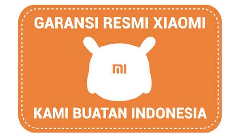 stiker resmi baru Xiaomi