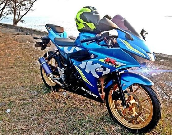 Suzuki GSX R150 cc