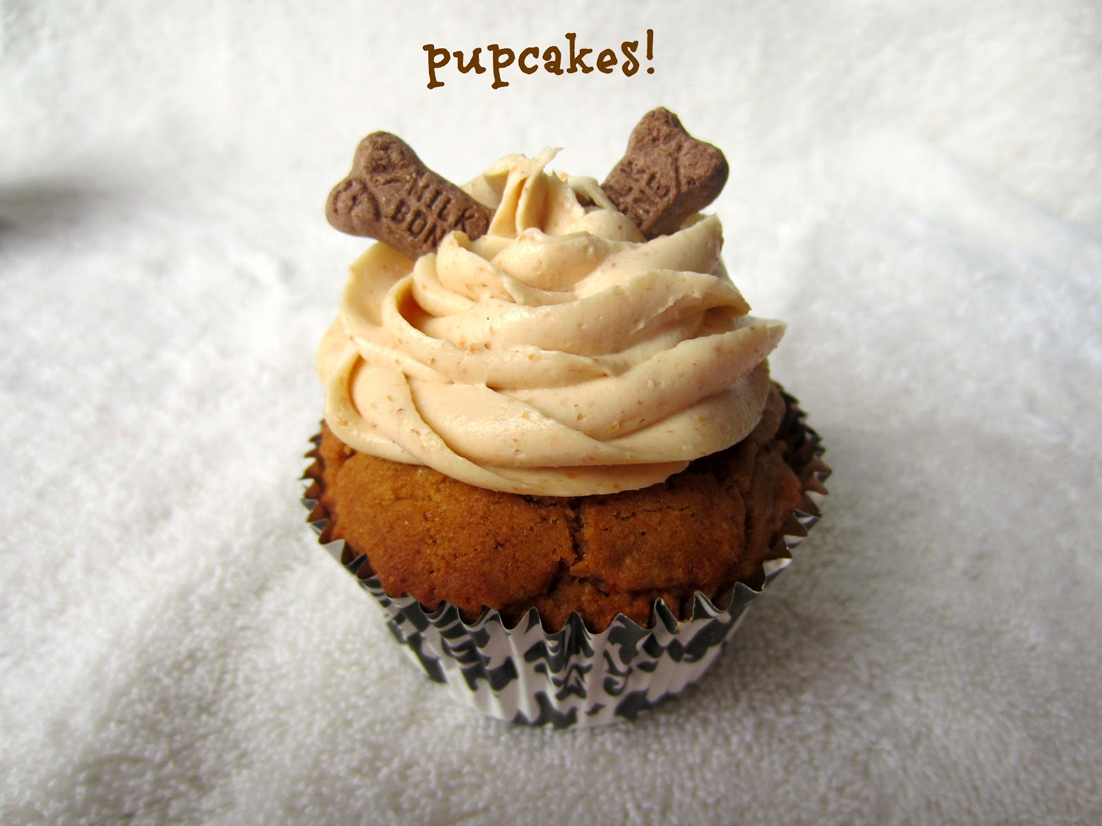 Sugarcoated: Pupcakes! A Cupcake For Your Canine