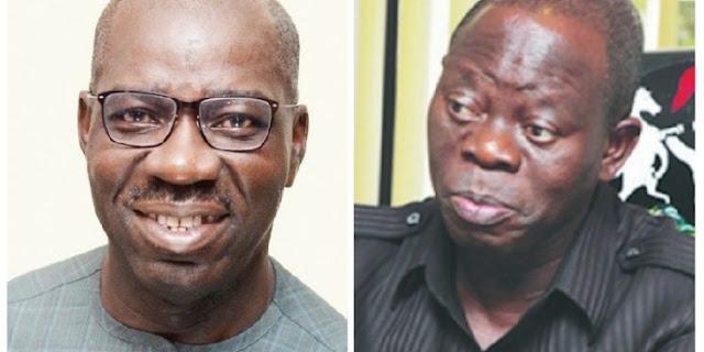 Oshiomhole, Obaseki feud escalating fast – Benin Monarch