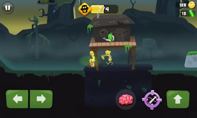 لعبة Zombie Catchers مهكرة للأندرويد - تحميل مباشر