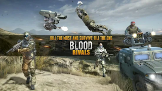 Download Apk Blood Rivals Mod Money Gold Diamond