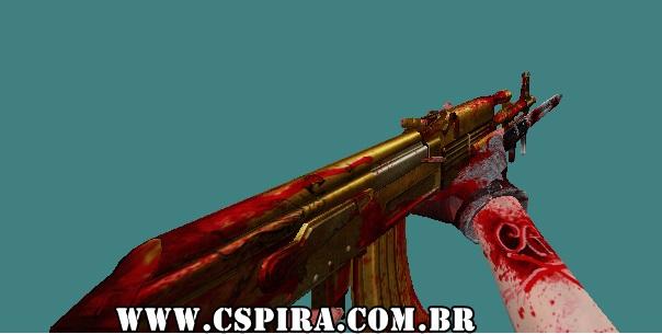 Skin [AK-47] Blood - CSPira!