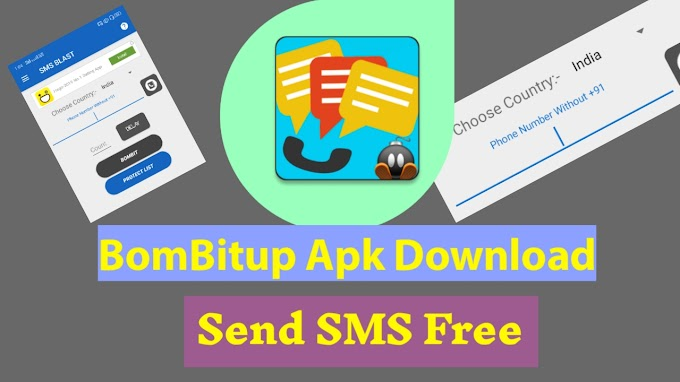 BomBitup free SMS | How To Send Free SMS 2021