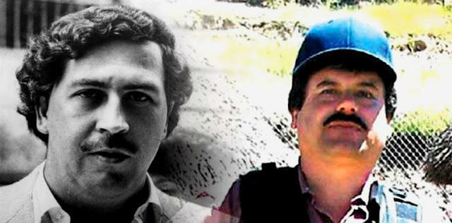 """El ascenso del """"Chapo Guzmán""""con el Cártel de Sinaloa y la caída de los carteles colombianos"""